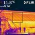 Badanie termowizyjne szklarni IHAR